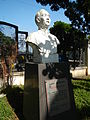 Baldomero Roxas bust and plaque at the Historical Park.jpg