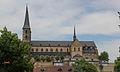 Bamberg, Kloster Michelsberg, Exterior 001.JPG