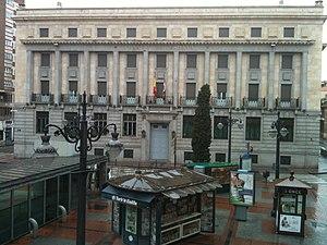 Banco de espa a wikipedia la enciclopedia libre for Oficina banco santander valladolid