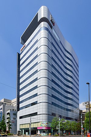 Bandai - Bandai headquarters
