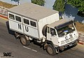 Bangladesh Army Shaanxi SX 2110 Field Ambulance in UN colors. (23998496316).jpg