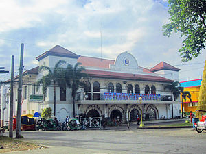 Bangued - Municipal hall