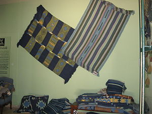 Jordan River Foundation - Bani Hamida weavings