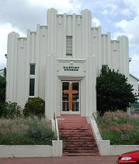 Baptist Church and Memorial Gate (former), Ipswich.jpg