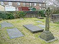 Baptist Graveyard, Jepson Lane, Elland - geograph.org.uk - 1840613.jpg