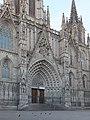 Barcelona Cathedral Santa Eulalia 05.jpg