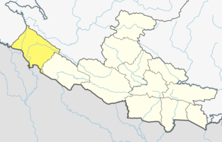 Bardiya District District in Province No. 5, Nepal
