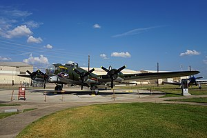 Barksdale Global Power Museum - Boeing B-17G Flying Fortress