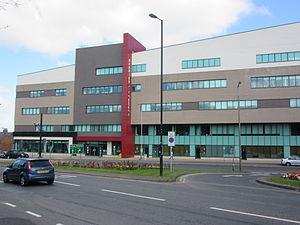 Barnsley College - Image: Barnsley College