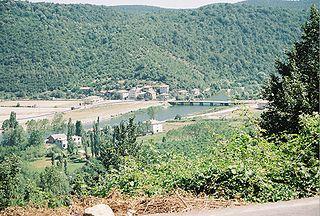 Bartın River river in Turkey