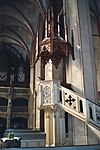Barth, the church St. Marien, the pulpit.jpg
