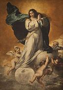 Bartolomé Murillo (1617-1682) - De Onbevlekte ''La Colosal'' - Sevilla Bellas Artes 22-03-2011 11-45-44.jpg