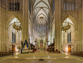 Sainte-Clotilde, Paris - Image: Basilica of Saint Clotilde Sanctuary, Paris, France Diliff
