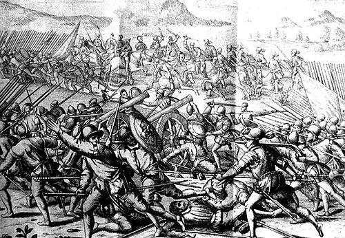 Guerras civiles entre los conquistadores del Perú - Wikiwand