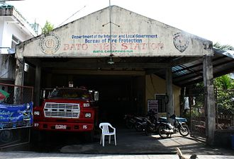 Bato, Camarines Sur - Bato Fire Station