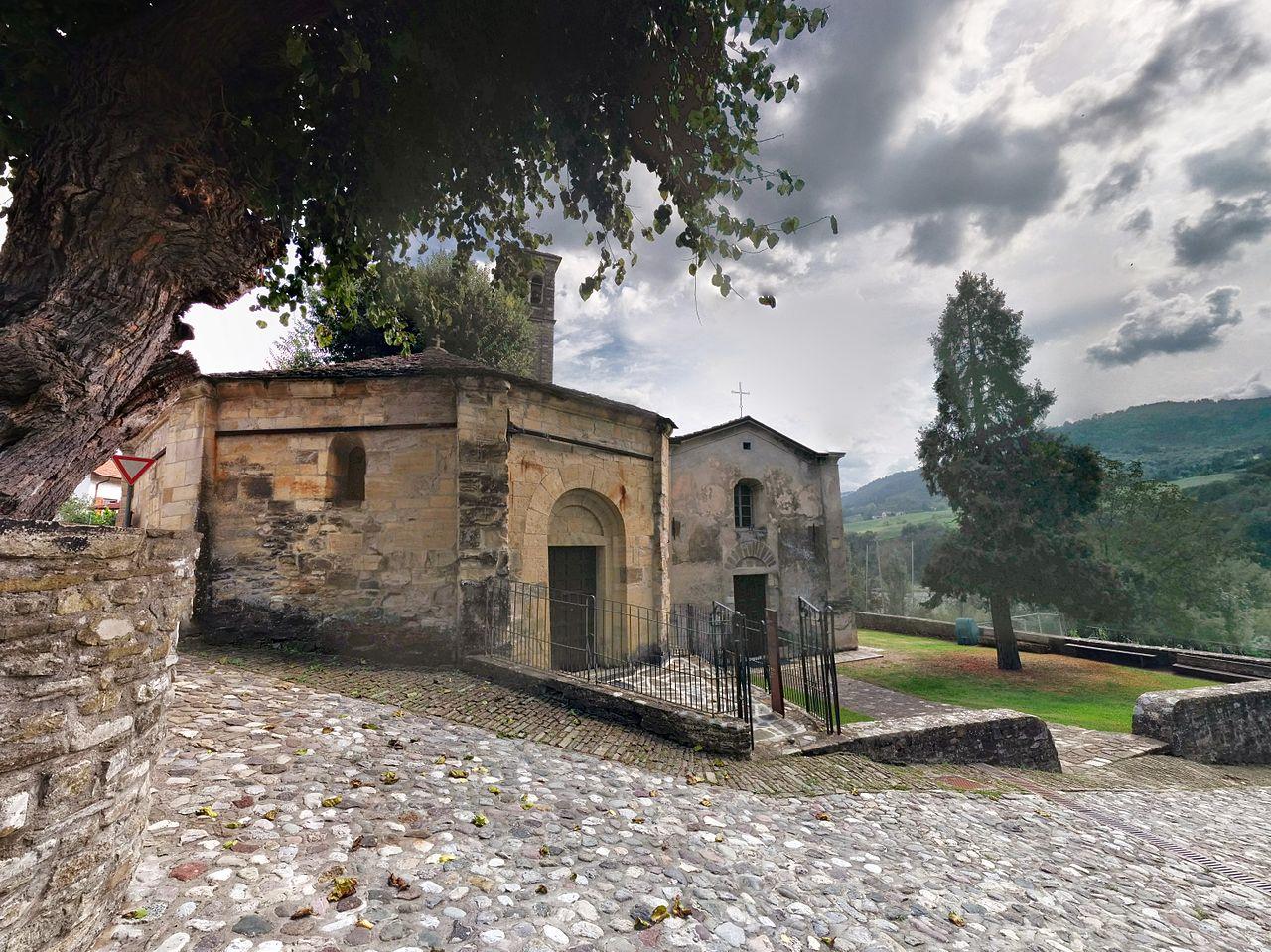Battistero di Serravalle Ceno
