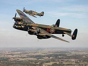 Avro Lancaster - Wikipedia