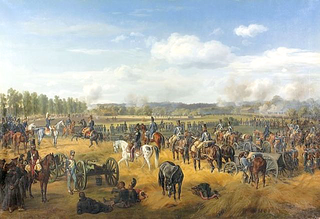 Battle of Ostrovno battle