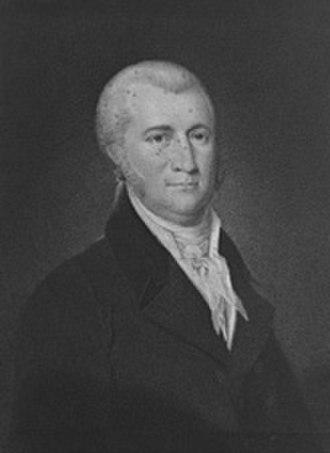 James A. Bayard (elder) - Image: Bayard James A Sr