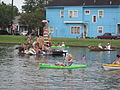 Bayou St John 4th of July Ready to Dive.JPG