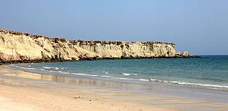Qeshm - Beach Qeshm Island