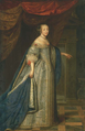 Beaubrun, Charles - So-called Henrietta Maria of France, Queen of England.png