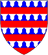 Beaumont (of Shirwell) Arms.png