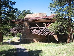 Beaver Meadows Visitor Center, Rocky Mountain ...