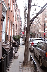 Bedford St sidewalk jeh