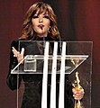 Beirut International Awards Festivals (BIAF) honored Samira Said in 2011.jpg