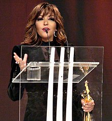 In 2011, the Beirut International Awards Festivals (BIAF) honored Samira Said