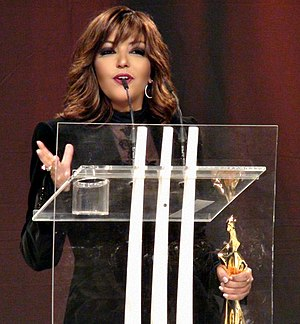 Samira Said - In 2011, The Beirut International Awards Festivals (BIAF) honored Samira Said