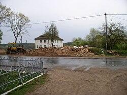 Belarus-Haradok, MD-Synagogue.jpg