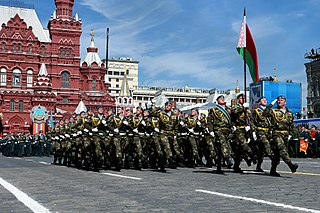 special warfare branch of the Belarusian Armed Forces
