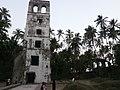 Bell tower at Revdanda fort.jpg