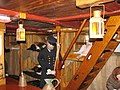 Below decks - geograph.org.uk - 821322.jpg