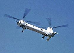 Belvedere helicopter at Filton, Bristol, England.jpg