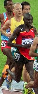 Ben St Lawrence Australian long-distance runner