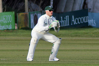 Ben Cox English cricketer