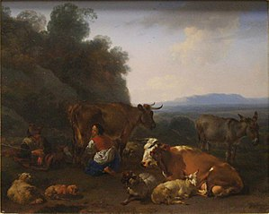 Shepherds and Herd