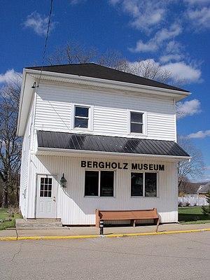 Bergholz, Ohio - Bergholz Museum