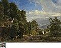 Berglandschap in Voreppe, Dauphiné, 1850, Groeningemuseum, 0040080000.jpg