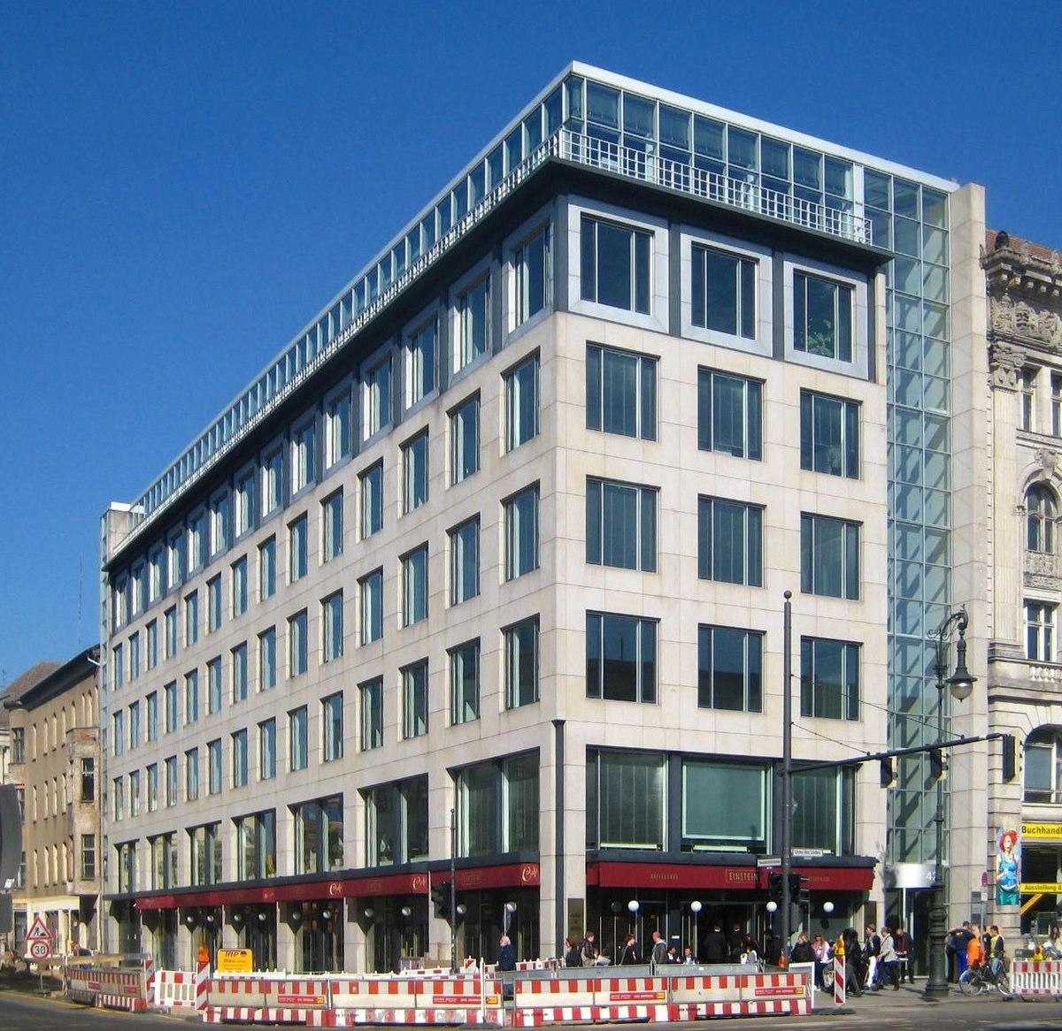 File:Berlin, Mitte, Unter den Linden 42, Haus Pietzsch.jpg
