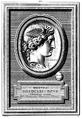 Bernard Picart - Sophocles Medusa - Philipp von Stosch - Pierres antiques gravées.png