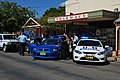 Berrigan NSW Police 150th Anniversary Police Car 001.JPG