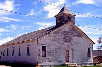 National Register of Historic Places listings in Carter County, Oklahoma - Image: Bethel Missionary Baptist
