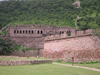 Bhangarh Fort Historical fort in India