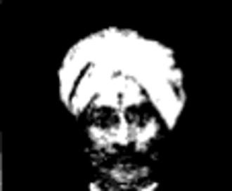 Bhoite - HH Maharaja Trimbakrao Bapurao Bhoite Inamdar, Saranjam Ruler of Jalgaon, Eastern Khandesh