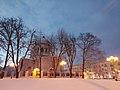 Białystok, Sobór św. Mikołaja w Białymstoku zimą.jpg