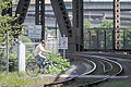 Bicyclist Crossing the Tracks.jpg